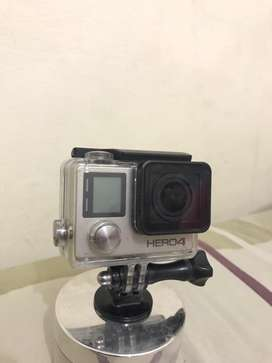 Go Pro hero 4 action camera