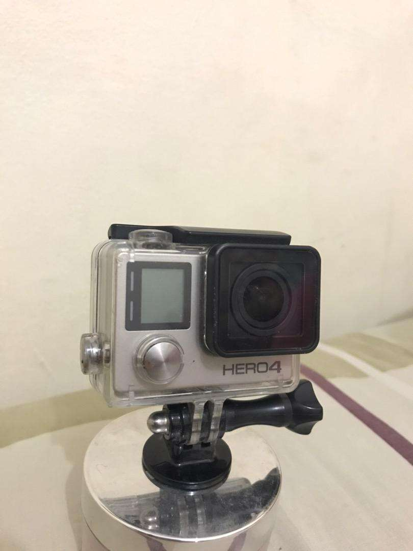 Go Pro hero 4 action camera 0