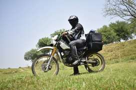 Top Saddle Bag for motorcycle-Touring Bags-Riding Bags-TB-1