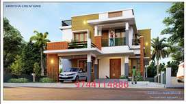 6 cent 2000sqft manarcadu