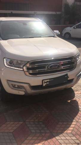 Ford Endeavour 2018 Diesel 10000 Km Driven
