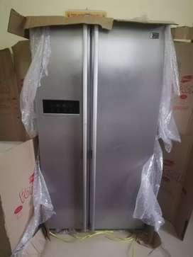 LG 600 ltr double door refrigerator