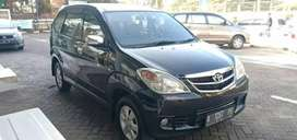 Avanza 2011 metic pjk on
