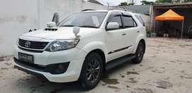 Toyota Fortuner VNT TRD AT metik 2014
