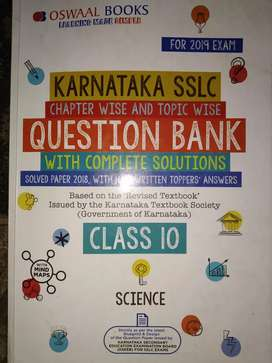 10th oswal science  question bank