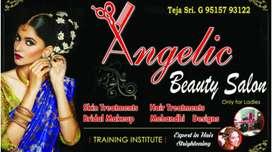 Beauty parlour for sale in kakinada