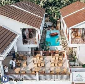 Homestay 2 lantai dan isinya di Batu Layar Lombok barat H012
