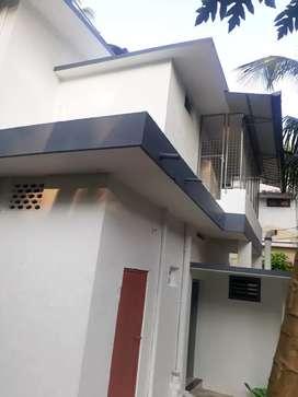 2 bhk house upstair portion near west hill chungam. Small family