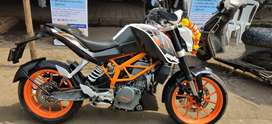KTM DUKE 390 ABS with mint condition