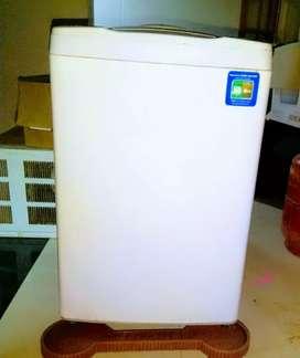 LG washing machine less used
