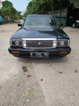 Toyota crown 1989 automatic pajak hidup