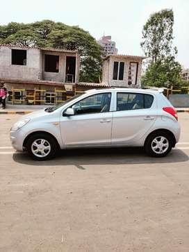 Hyundai i20 2009-2011 1.4 Asta AT (O) with Sunroof, 2009, Petrol