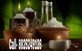 Urgent need 75 male candidates for Ayurveda muscle relaxing service