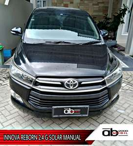 TOYOTA INNOVA REBORN SOLAR DIESEL th nik 2016 / 2017 Manual  ISTIMEWAH