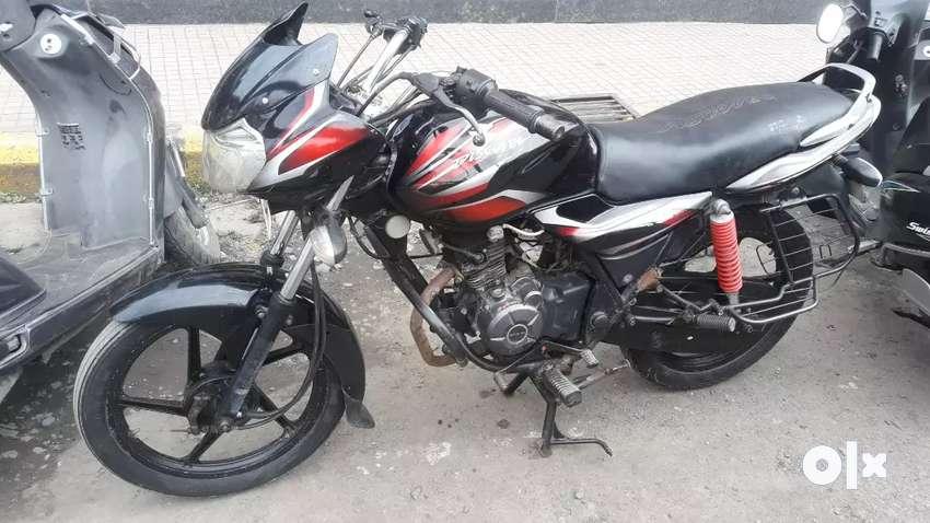 2010 Bajaj Discower 100cc 43120 kms 0