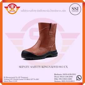 Jual Sepatu proyek Safety King's KWD 805 CK