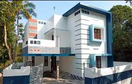 4.5 cent  New house for sale in Powdikonam 9633/1212/91