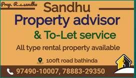 DD Mittal tower flat on rent,