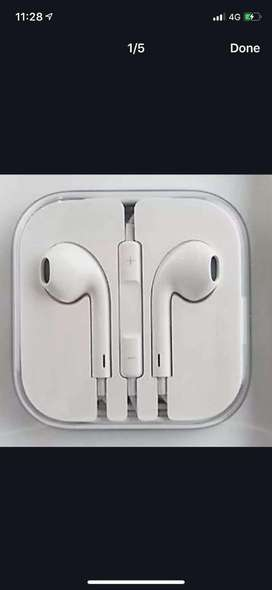 iphone x original headphones
