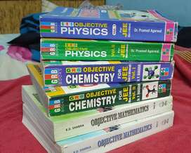 Jee mains and advance books from grb publication