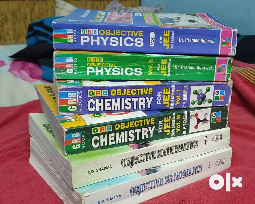 Jee mains and advance books from grb publication 0