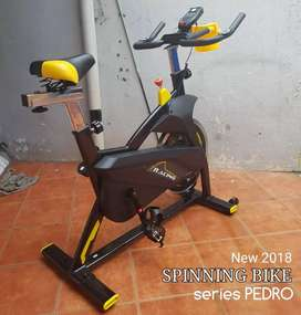 Sepeda Statis Spinning Bike // Fit Class 13T43