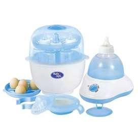 multifunction bottle sterilizer / alat sterilisasi botol susu dan akse