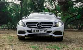 Mercedes-Benz C-Class 220 CDI Elegance Automatic, 2016, Diesel