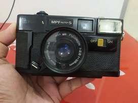 Kamera Analog Fujica MPF Auto 5