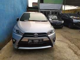 Dp. 17 jt - Toyota Yaris G Matic 2016 nik15