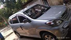 Avanza Xenia 1000c Silver Daihatsu.