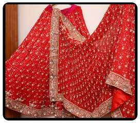 Bridal Dress (Lehnga choli)