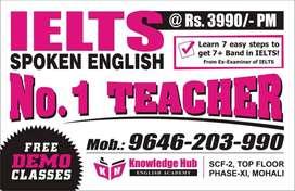 Best IELTS coaching