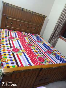 Only bed
