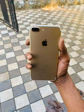 Iphone 7 plus 256 gb full box no complaints