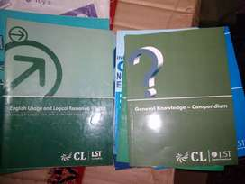 CLAT ENTRANCE material from CL Institute
