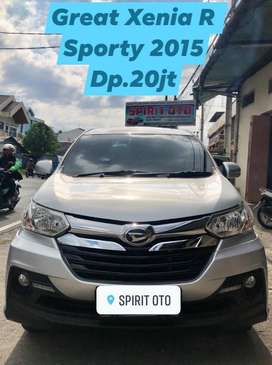 Great Xenia R Sporty 1.3 A/T 2015