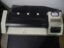 Laminator, paper trimmer dan id card cutter
