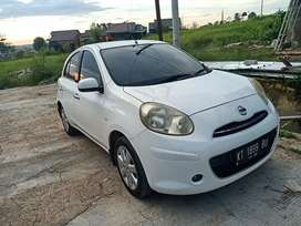 Nissan march metic