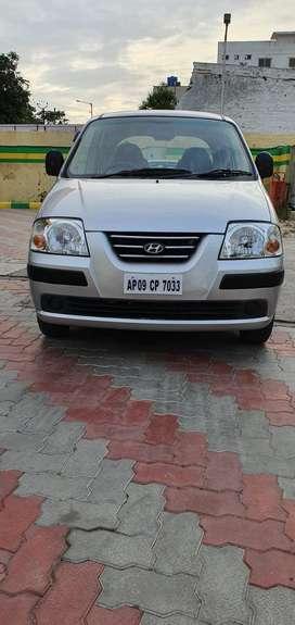 Hyundai Santro Xing GL LPG, 2012, Petrol