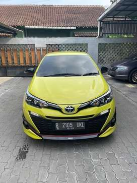 All new Yaris TRD's Automatic 2019/18