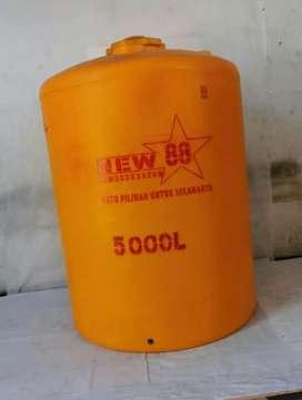 Tandon plastik toren 2000 liter hdpe tiga lapis