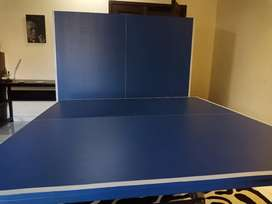 New table Tennis in excellent condition