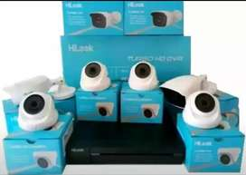Camera CCTV Spc Canyoon Series 4Ch 2Mp Hasil Terjamin Sangat Real