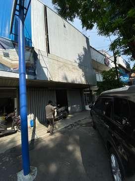 Disewakan MURAH ruko strategis Letjen Sutoyo Malang