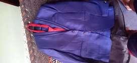 3 pees coat pent navy blue ek dam mst