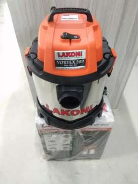 Lakoni vacuum cleaner vortex 20bwd wet&dry