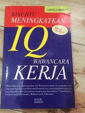 Buku teknik wawancara kerja