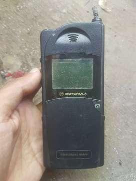 Motorola bell atlantic mobile vintage jadul antik blm di tes