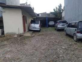 Menyewakan lahan parkir mobil